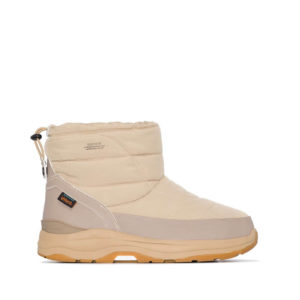 SUICOKE Bower Padded Sneakers - Beige