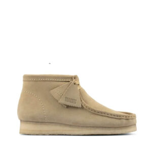 CLARKS ORIGINALS Botas Wallabee - Maple Suede