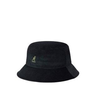 KANGOL Bucket Corduroy - Black