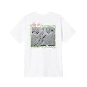 STUSSY Camiseta Elation - White
