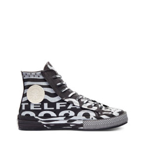 TELFAR x CONVERSE Chuck 70 Hi Sneakers – Black