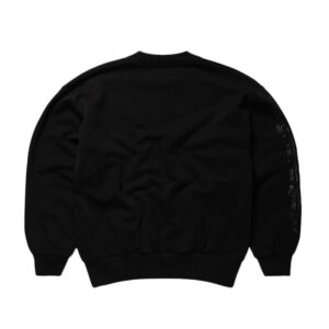 ARIES Column Sweatshirt - Black