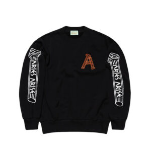 ARIES Sudadera Greek Column - Black