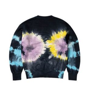 ARIES No Problemo Tie-Dye Sweatshirt - Multi
