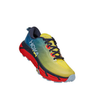 HOKA Zapatillas Mafate Speed 3 - Provincial Blue / Fiesta