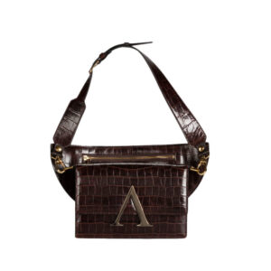 ARIES Kasper Waist Bag - Crocodile
