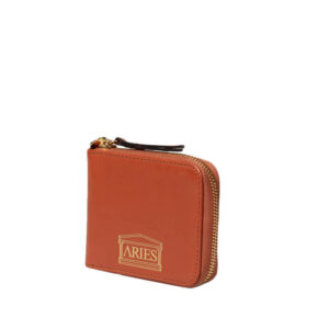 ARIES Leather Wallet – Tan