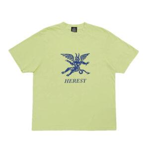 HERESY Demon Tee - Yellow