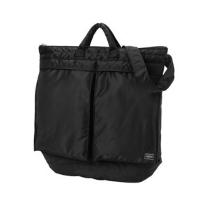 PORTER YOSHIDA & CO. Helmet Bag Tanker - Black