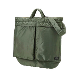 PORTER YOSHIDA & CO. Helmet Bag Tanker - Sage Green
