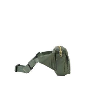 PORTER YOSHIDA Tanker Waist Bag - Sage