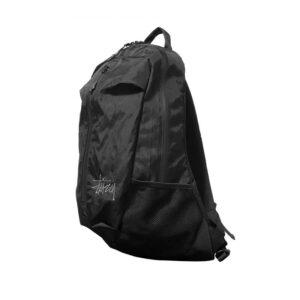 STUSSY 25L Backpack – Black