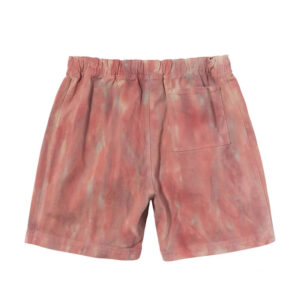 STUSSY Shorts Dyed Easy - Rust