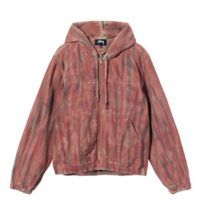 STUSSY Chaqueta Dyed Work - Rust