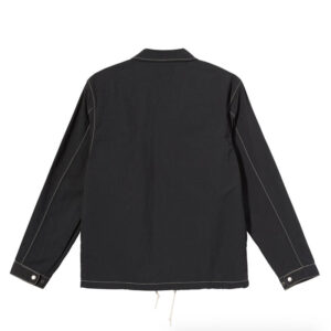 STUSSY Folsom Coach Jacket – Black