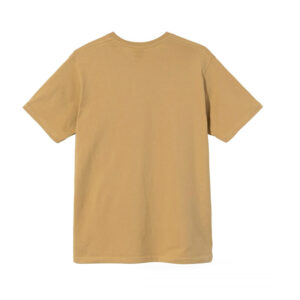 STUSSY Camiseta Something's Cooking - Khaki