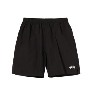 STUSSY Bañador Brushed Beach - Black