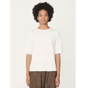 YMC Carlota Cotton T-shirt – Ecru