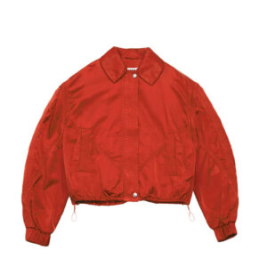 YMC Chaqueta Heath Bonded Cotton - Red