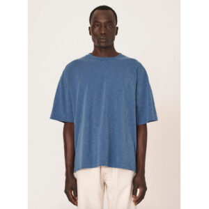 YMC Triple Cotton Slub T-Shirt – Blue
