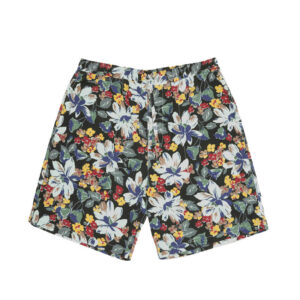 YMC Shorts Z Cotton Ripstop - Floral Print