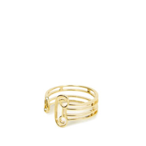 ARIES Column Ring - Gold