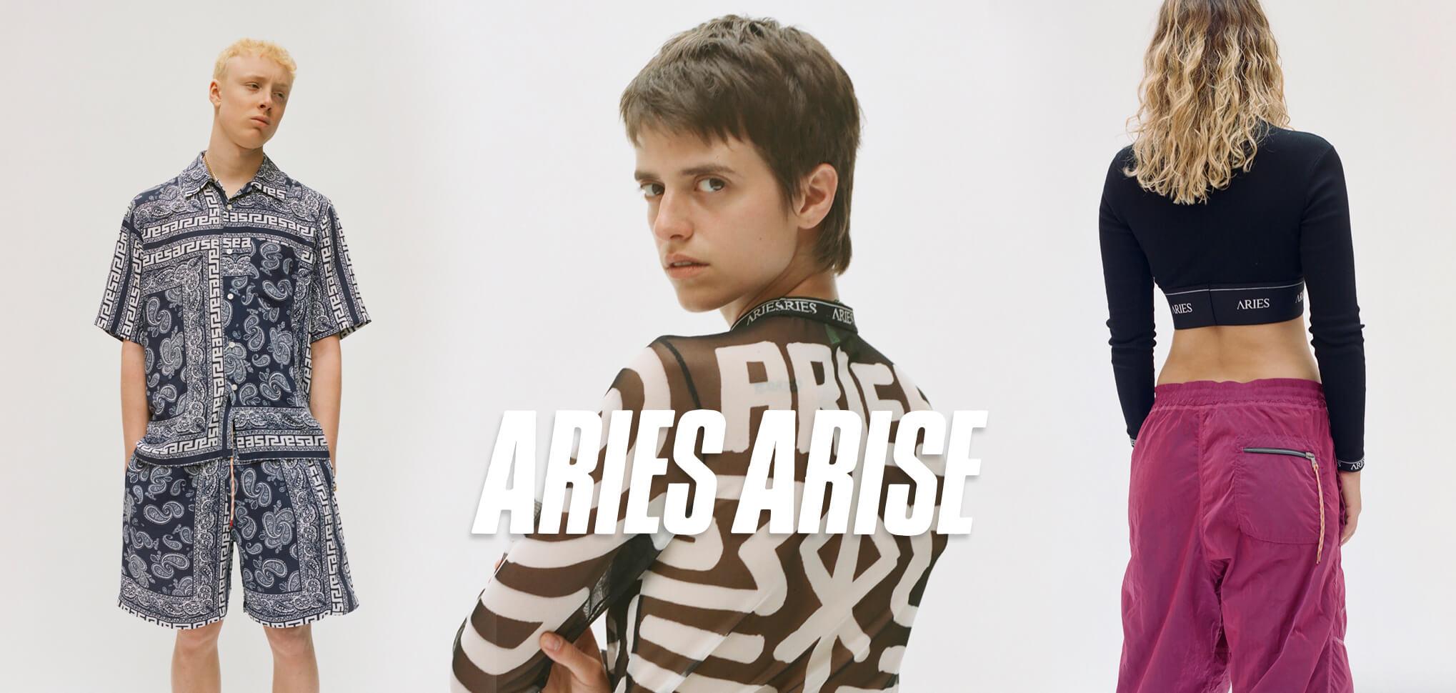 ARIES ARISE SS21