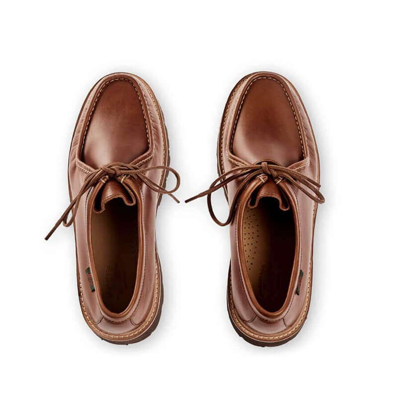 G.H. BASS Ranger Moc Wallace - Brown Leather