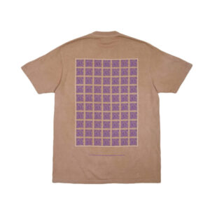P.A.M. (Perks & Mini) Camiseta Eye QR Code | A Positive Message - Mushroom