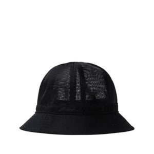 STUSSY Bucket Mesh Crown Bell - Black