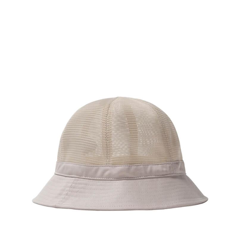 STUSSY Mesh Crown Bell Bucket - Natural