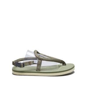 SUICOKE Kat-2 Sandals - Olive
