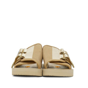 SUICOKE Kaw-VS Sandals - Beige