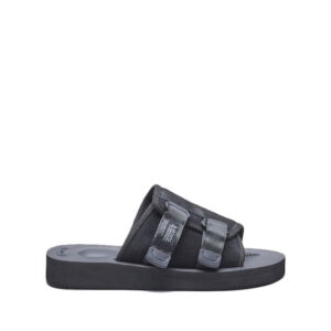 SUICOKE Kaw-VS Sandals - Black