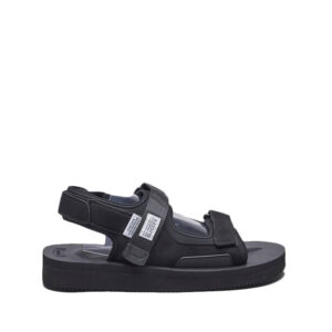 SUICOKE Sandalias Was-V - Black