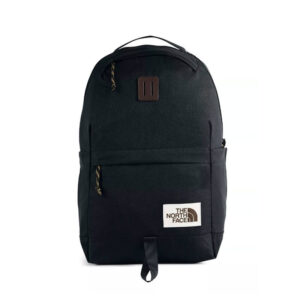 TNF DAYPACK BACKPACK BLACK