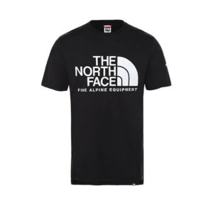 THE NORTH FACE Fine Alpine 2 Tee - Black