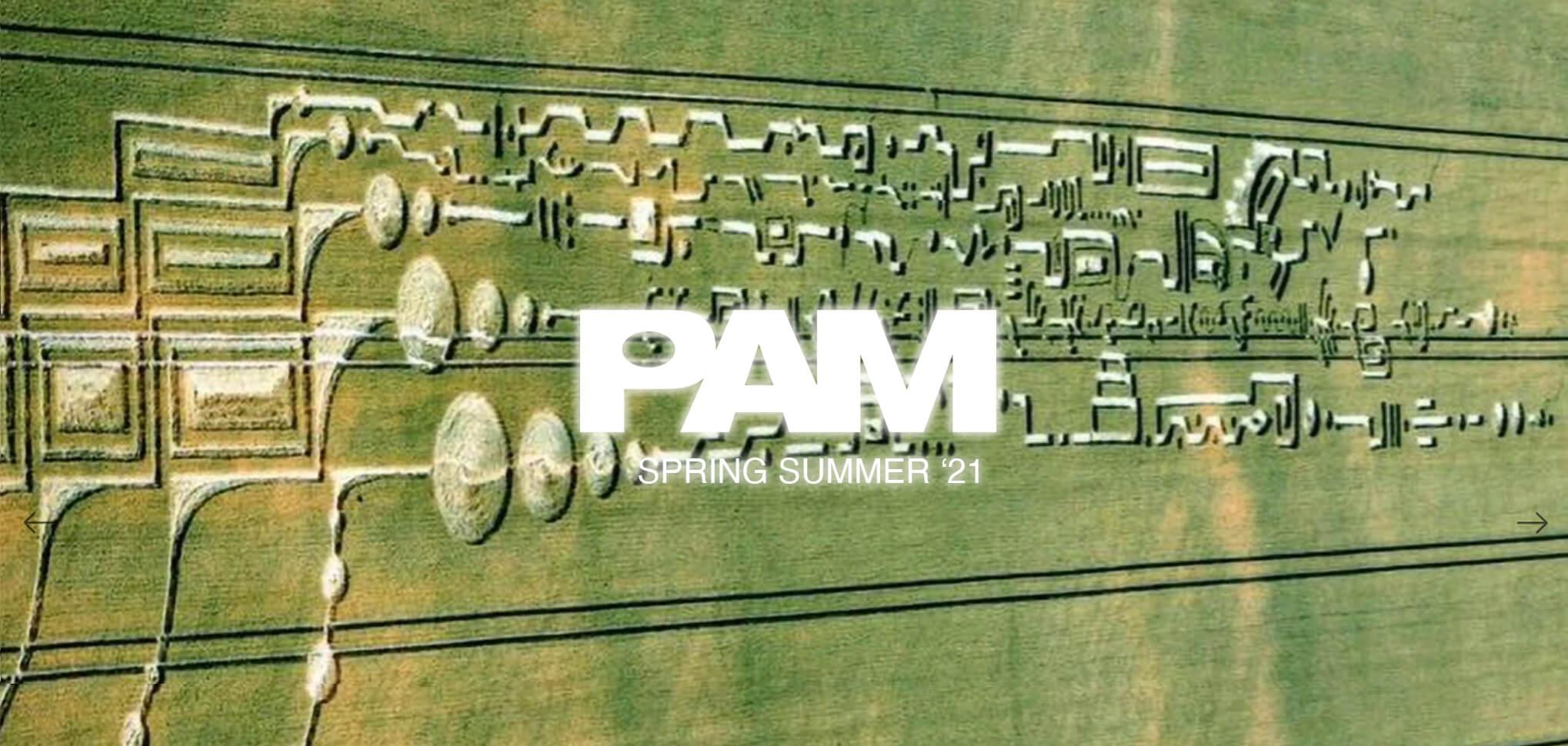 PAM SS21 BANNER