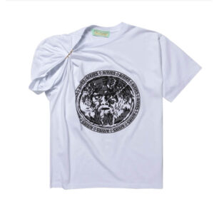 ARIES Camiseta Toga - White
