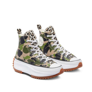 CONVERSE Zapatillas Run Star Hike Archive Gone Wild - Candied Ginger / Piquant Green