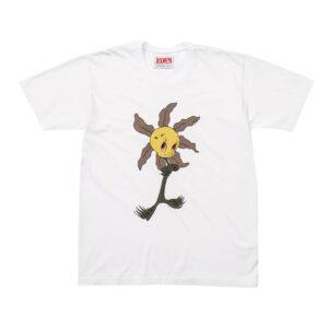 EDEN Power Corp. Camiseta Lil Wretched - White