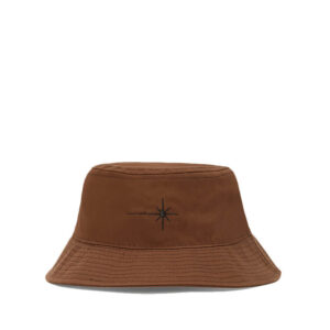 EDEN SHINING STAR ORGANIC BUCKET HAT BROWN