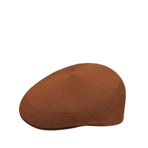 KANGOL Tropic 504 Ventair Hat - Cognac
