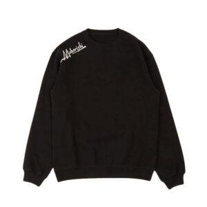 MAHARISHI Heart Of Tigers Crew Sweat - Black