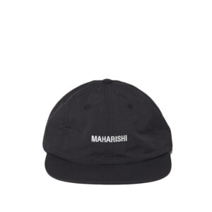 MAHARISHI Japanese Nylon Cap - Black