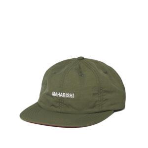 MAHARISHI Japanese Nylon Cap - Olive