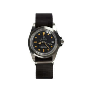 MAHARISHI Royal Marine 1950 Watch - Steel