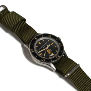 MAHARISHI Riverine Diver Watch - Steel