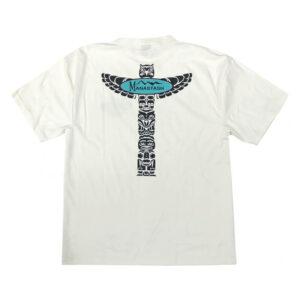 MANASTASH Camiseta Chillimesh Totempole - Natural